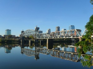 Little Rock Skyline from story in Arkansasfunguide.us
