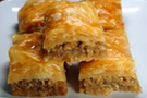 Little Rock Greek Food Festival Baklava Pastry