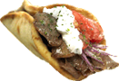 Little Rock Greek Food Festival Gyro